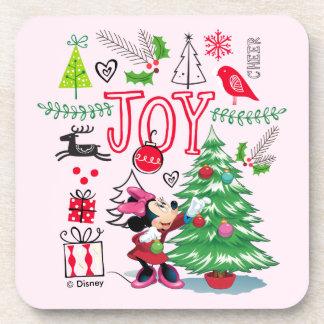 Minnie Mouse | Minnie's Christmas Joy Coaster