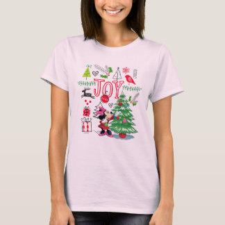 Minnie Mouse | Minnie's Christmas Joy T-Shirt