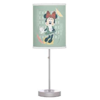 Minnie Mouse | Never Stop Exploring Table Lamp