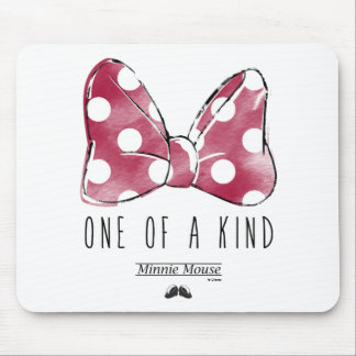 Minnie Mouse | One Of A Kind Mouse Pad