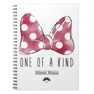 Minnie Mouse | One Of A Kind Notebook