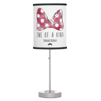 Minnie Mouse | One Of A Kind Table Lamp