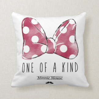 Minnie Mouse | One Of A Kind Throw Pillow