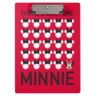 Minnie Mouse | Only One Minnie Clipboard