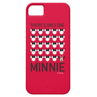Minnie Mouse | Only One Minnie iPhone 5 Case