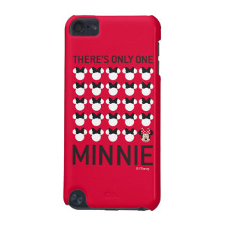 Minnie Mouse | Only One Minnie iPod Touch (5th Generation) Covers