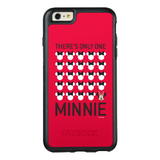 Minnie Mouse | Only One Minnie OtterBox iPhone 6/6s Plus Case