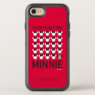 Minnie Mouse   Only One Minnie OtterBox Symmetry iPhone 7 Case