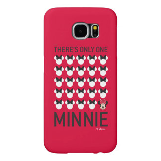Minnie Mouse | Only One Minnie Samsung Galaxy S6 Cases