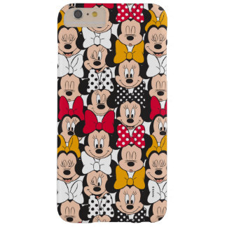 Minnie Mouse | Pattern Barely There iPhone 6 Plus Case