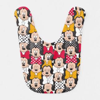 Minnie Mouse | Pattern Bib