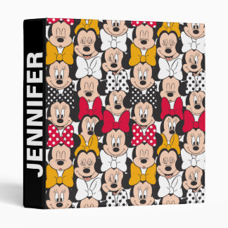 Minnie Mouse | Pattern Binder