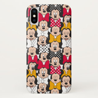 Minnie Mouse | Pattern Case-Mate iPhone Case