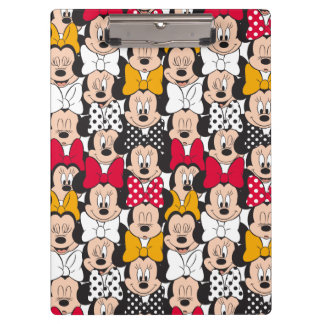 Minnie Mouse | Pattern Clipboard