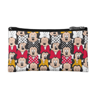 Minnie Mouse | Pattern Cosmetic Bag