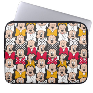 Minnie Mouse | Pattern Laptop Sleeve