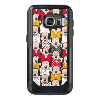 Minnie Mouse | Pattern OtterBox Samsung Galaxy S7 Case