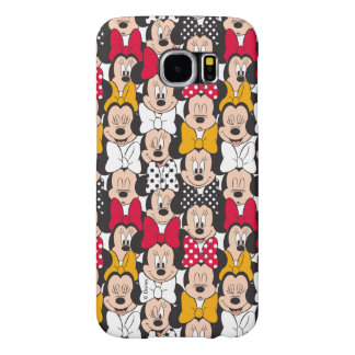 Minnie Mouse | Pattern Samsung Galaxy S6 Cases