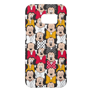Minnie Mouse | Pattern Samsung Galaxy S7 Case