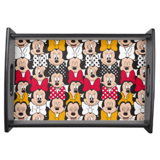 Minnie Mouse | Pattern Serving Tray