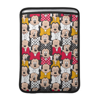 Minnie Mouse | Pattern Sleeve For MacBook Air