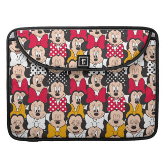 Minnie Mouse | Pattern Sleeve For MacBook Pro