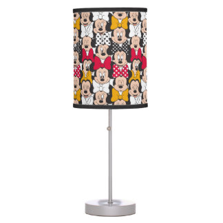 Minnie Mouse | Pattern Table Lamp