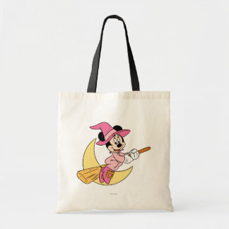 Minnie Mouse Riding Witch Broom