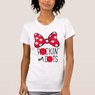 Minnie Mouse | Rockin' My Dots 3 Tshirt