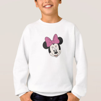 Minnie Mouse Smiling Sweatshirt