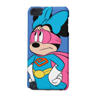 Minnie Mouse | Super Hero in Training iPod Touch 5G Cases