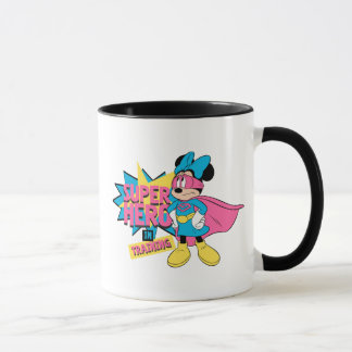 Minnie Mouse | Super Hero in Training Mug