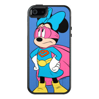 Minnie Mouse | Super Hero in Training OtterBox iPhone 5/5s/SE Case
