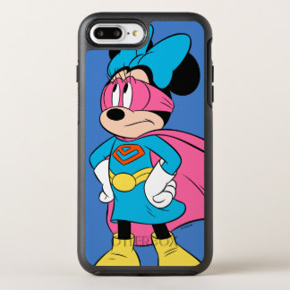 Minnie Mouse | Super Hero in Training OtterBox Symmetry iPhone 7 Plus Case