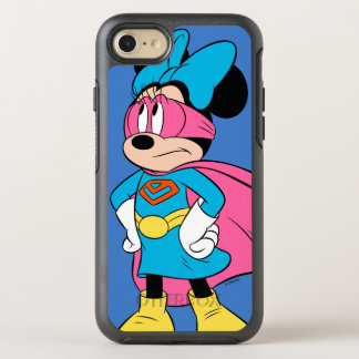 Minnie Mouse | Super Hero in Training OtterBox Symmetry iPhone 8/7 Case
