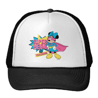 Minnie Mouse | Super Hero in Training Trucker Hat