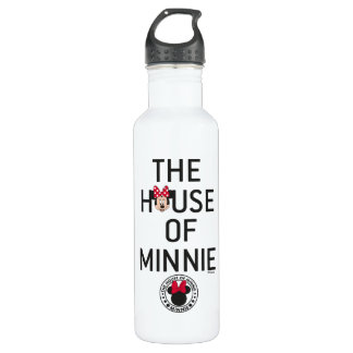Minnie Mouse | The House of Minnie 710 Ml Water Bottle