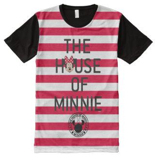 Minnie Mouse | The House of Minnie All-Over-Print T-Shirt