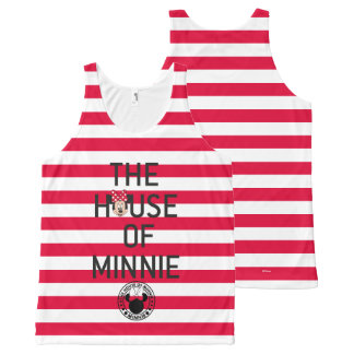Minnie Mouse | The House of Minnie All-Over-Print Tank Top