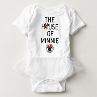 Minnie Mouse | The House of Minnie Baby Bodysuit