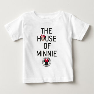 Minnie Mouse | The House of Minnie Baby T-Shirt