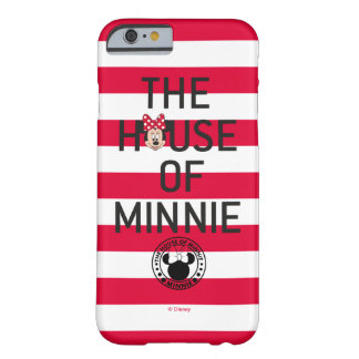 Minnie Mouse | The House of Minnie Barely There iPhone 6 Case