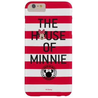 Minnie Mouse | The House of Minnie Barely There iPhone 6 Plus Case