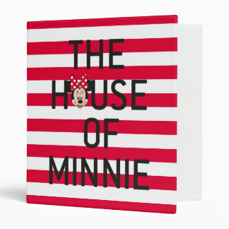 Minnie Mouse | The House of Minnie Binder