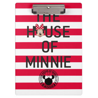 Minnie Mouse | The House of Minnie Clipboard