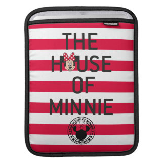 Minnie Mouse | The House of Minnie iPad Sleeve