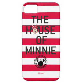 Minnie Mouse | The House of Minnie iPhone 5 Case
