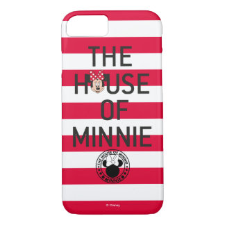 Minnie Mouse   The House of Minnie iPhone 8/7 Case