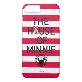 Minnie Mouse | The House of Minnie iPhone 8 Plus/7 Plus Case
