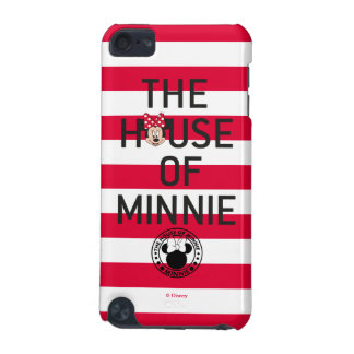 Minnie Mouse | The House of Minnie iPod Touch 5G Cases